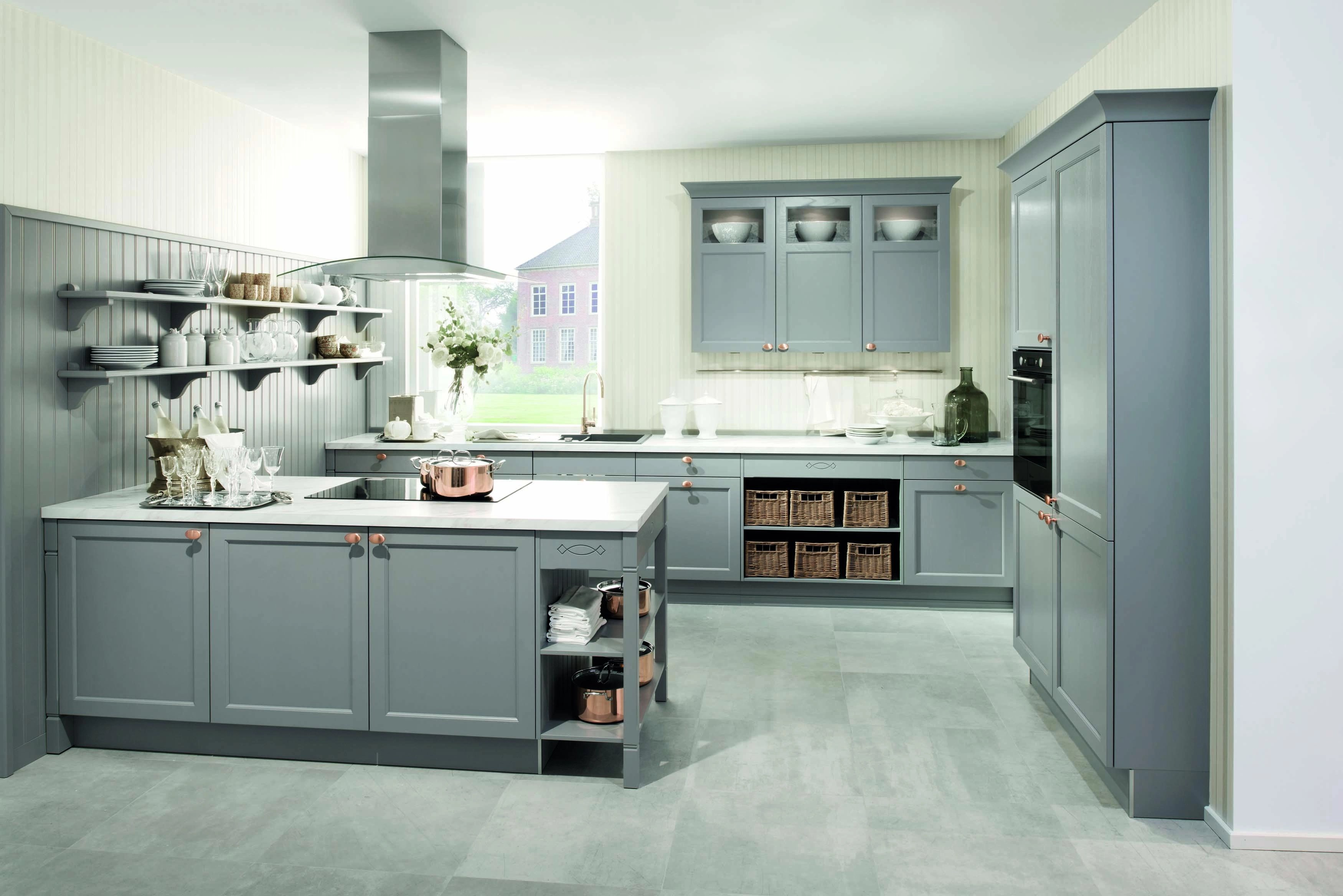 Ikea Küche Taubenblau Kitchens Modern Tradditional And Shaker Kitchens By