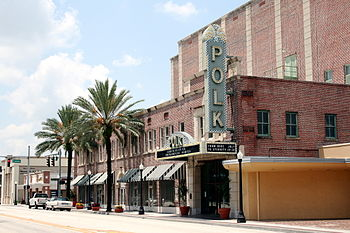 Polk Theatre (Lakeland, Florida)