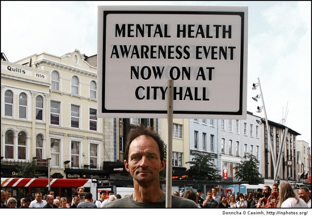 What do scientologists know about mental health?