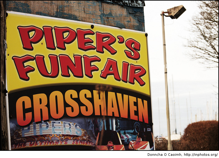 Piper's Funfair Crosshaven