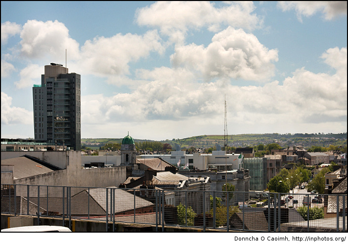 Irish highrise property