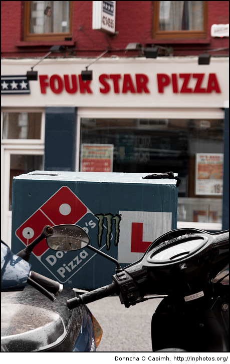 Dominoes or Four Star Pizza