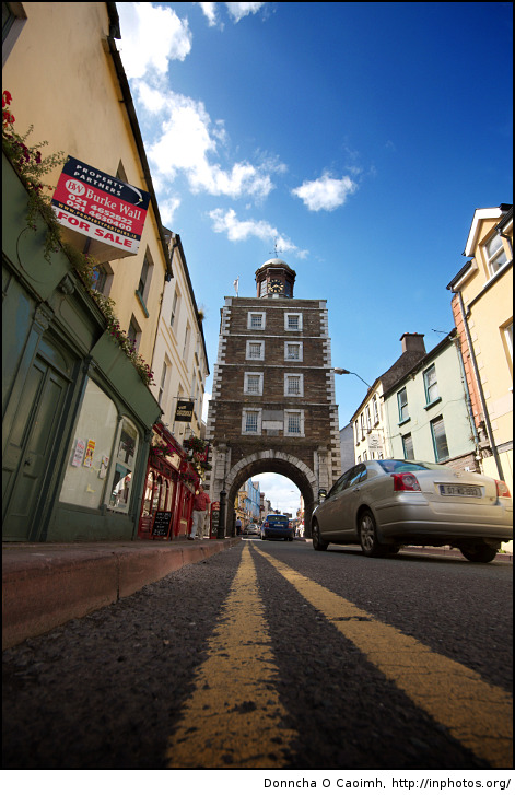 The Clock Tower Youghal