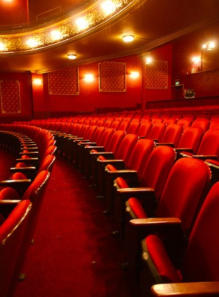 Everyman Theatre Seating