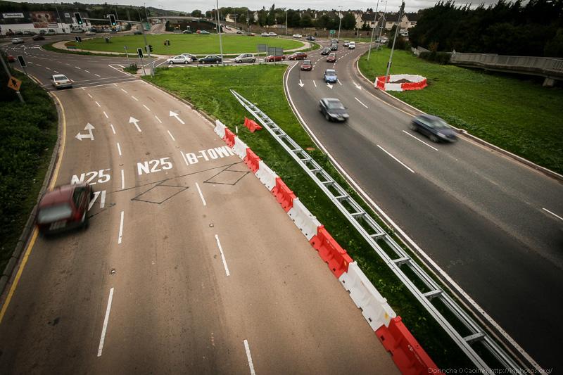 The Bandon Road Roundabout