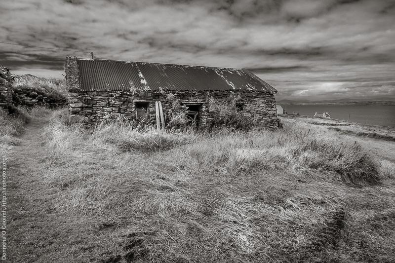 Ruins on Cape Clear Island