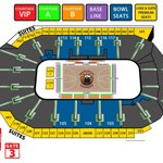 WFCU Centre Seating Chart, Windsor Express