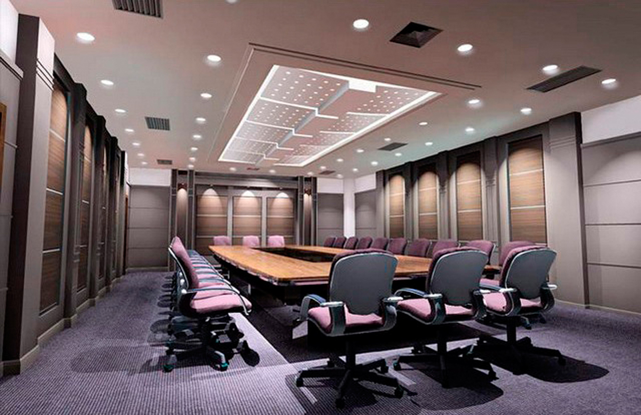Conference Room Decorating Office Interior Design Inpro Concepts Design