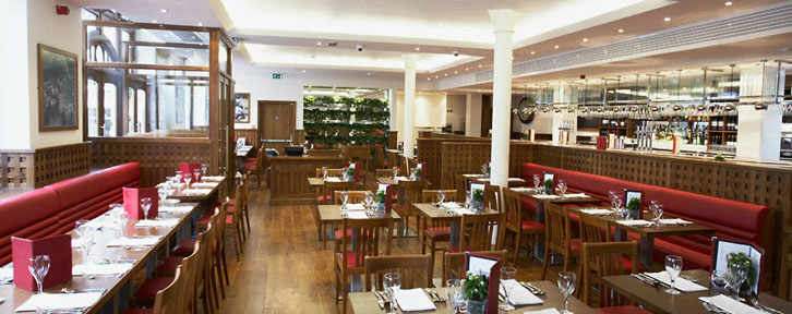 Piccolino, Heddon Street, Review