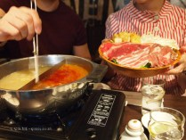 Shabu shabu at Ikkyusan