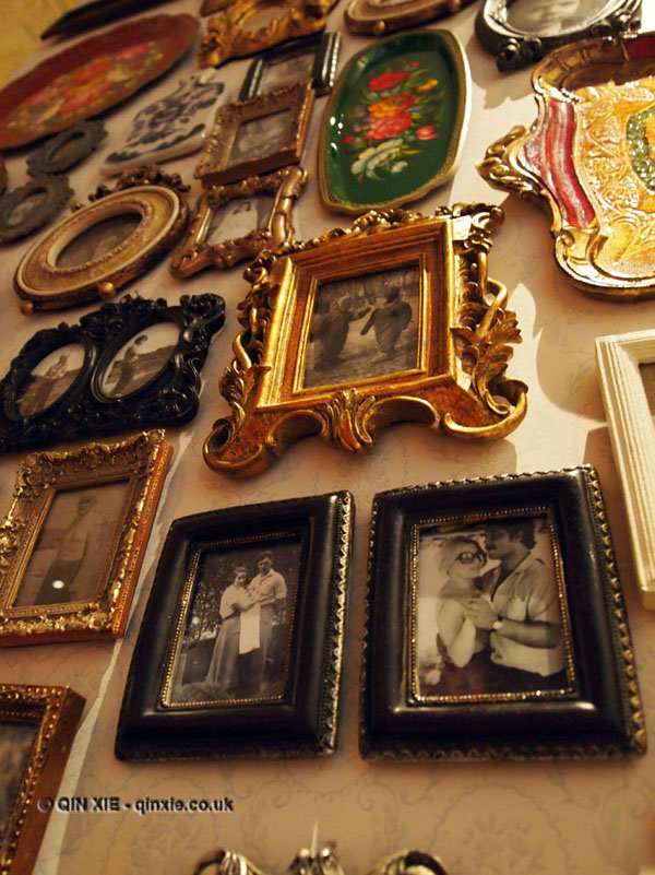 Photographs, Afternoon Tea at Mari Vanna, Knightsbridge