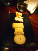 Cheese course, L'Autre Pied, Marylebone