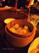 Chinese dumplings, Opium, Soho