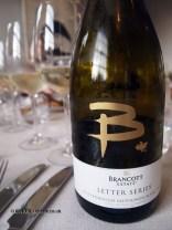 Brancott Estate Sauvignon Blanc Letter 'B' 2012, Brancott Estate at The Modern Pantry, Clerkenwell