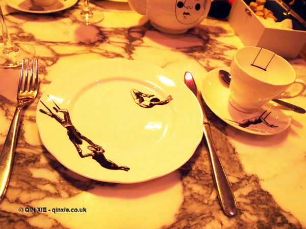 Sanderson Hotel Mad Hatter's Tea Review