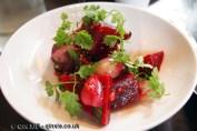 Beetroot salad, Volta, Ghent