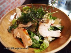 Chicken caesar salad, Volta, Ghent