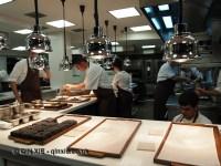 Service kitchen, Mugaritz, Errenteria