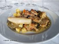 Vegetable soup, Beronia, Rioja