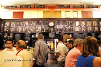 Front bar, Casa Montaña, Valencia
