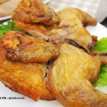 Grilled chicken in Georgia