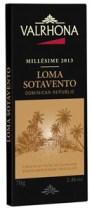 Valrhona Loma Sotavento Vintage 2013 chocolate