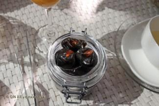 Prunes, Quique Dacosta, Denia