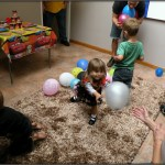 Birthday Party Games for Toddlers