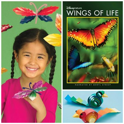 Wings of Life crafts