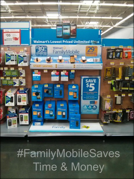 Unlimited Family Mobile plan #shop