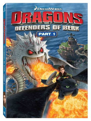 Dreamworks Dragons Defenders of Berk Part 1