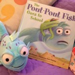 Adorable Pout-Pout Fish Doll To Accompany The Book Series