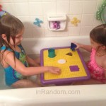 The Tubby Table Adds Fun to Bath Time