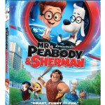 DreamWorks Mr. Peabody & Sherman Review w/ Activity Sheets + Giveaway! {US & CAN}