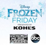 Disney & Kohl's FROZEN Sing Your Heart Out Winner Featured at the AMA's!