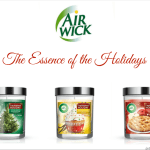 Bring Home the Essence of the Holidays with Air Wick