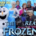 What Happens When the Real Life FROZEN Characters Become Roommates?