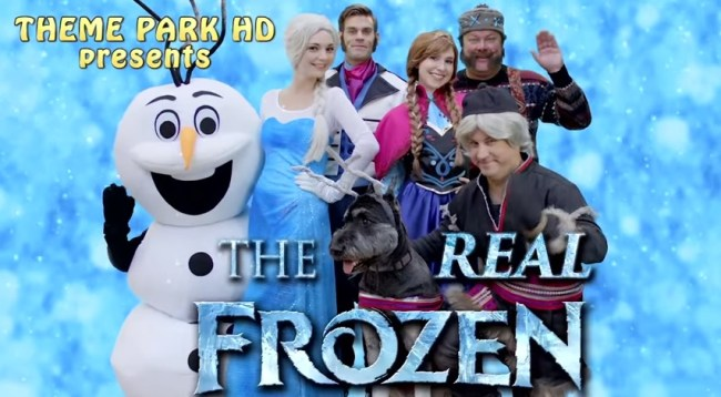 real-frozen-characters