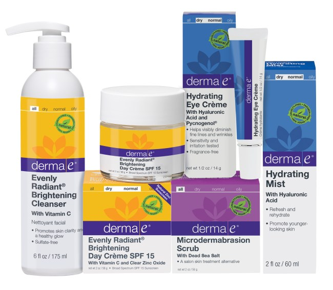 derma e Green Beauty Collection