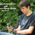 Finding Independence with Walmart Family Mobile