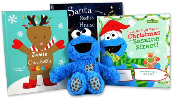 Holiday Personalized Books