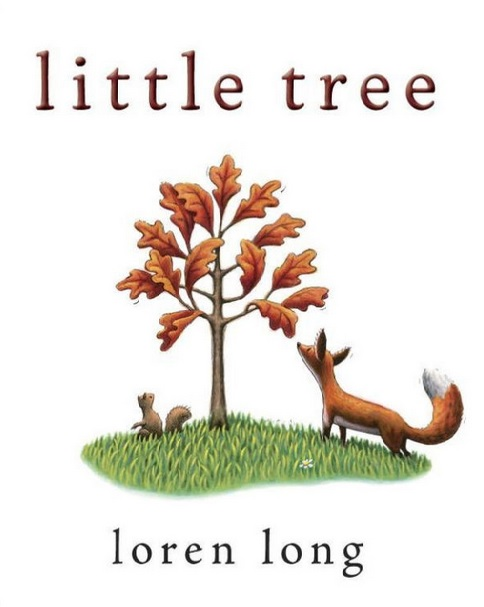 12 Days of Picture Books Blog Tour – Little Tree