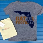 My Sport My Town Personalized Kid's T-shirt From Hi Little One
