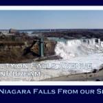 Fallsview Niagara Falls Panorama