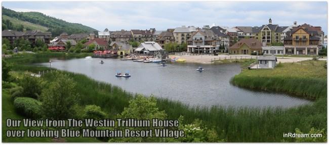 The Westin Trillium House Blue Mountain Family Travel canada
