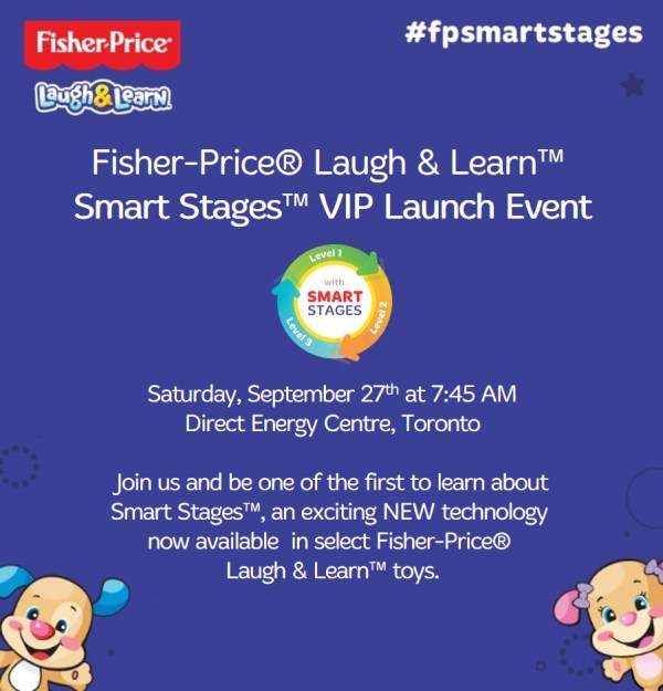 fpsmartstages giveaway graphic