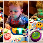 Baby Einstein - Discovering Music Activity Table Review Canada