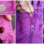 jack and jill kids yoga wear Canadian Clothing company selling kids yoga