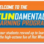 Attention Teachers & Parents! FREE Hot Wheels FUNdamentals Learning Program + Giveaway