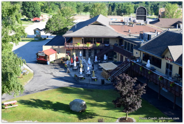 Horseshoe Resort Slopeside Accommodations